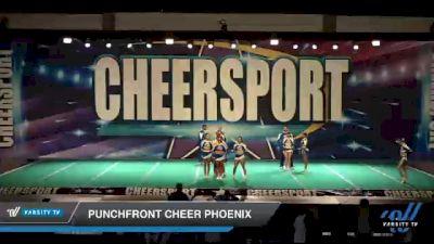 PunchFront Cheer - Phoenix [2021 Senior Coed Open 6] 2021 CHEERSPORT: Atlanta Grand Championship