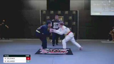 ROMAN ZELENKA vs ROMAN VELARDE 2021 EUG Promotions Event #3