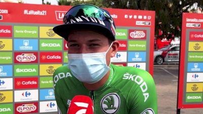 Jasper Philipsen: Minimizing The Pressure In Defending The Green Jersey - 2021 Vuelta A España
