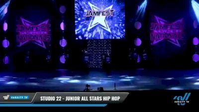 Studio 22 - Junior All Stars Hip Hop [2021 Junior - Hip Hop - Small Day 1] 2021 JAMfest: Dance Super Nationals