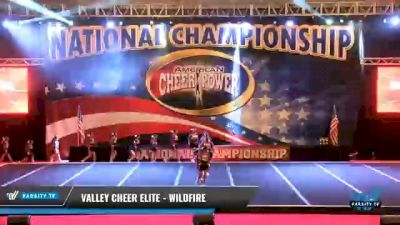 Valley Cheer Elite - Wildfire [2021 L2.2 Youth - PREP - D2 Day 1] 2021 ACP Southern National Championship