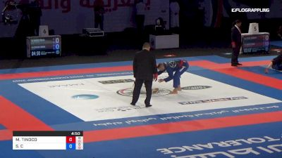 MARCOS TINOCO vs STEFANO C Abu Dhabi World Professional Jiu-Jitsu Championship