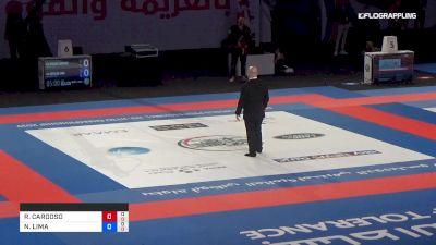 RENATO CARDOSO vs NIVALDO LIMA Abu Dhabi World Professional Jiu-Jitsu Championship