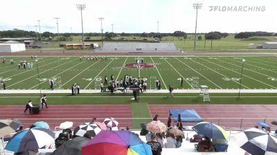 "Navarro Early College H.S. ""Austin TX"" at 2021 USBands Ganado Showcase"