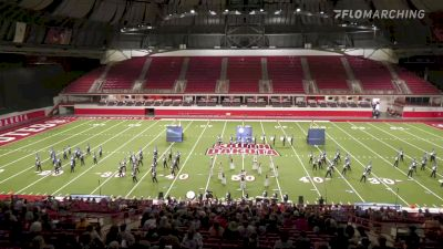 """Lewis Central """"Council Bluffs IA"""" at 2021 USBands Quad States Championship"""