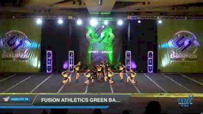 Fusion Athletics Green Bay - Supremacy [2021 L4 Senior Coed - D2 Day 2] 2021 CSG Super Nationals DI & DII
