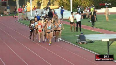 Open Women's 1500m