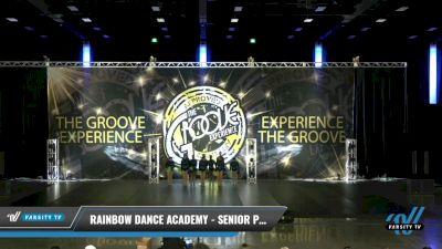 Rainbow Dance Academy - SENIOR POM [2021 Senior - Pom - Small Day 2] 2021 Groove Dance Nationals
