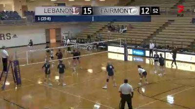 Replay: Fairmont vs Lebanon | Oct 26 @ 7 PM