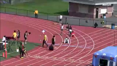 High School Boys' 400m Hurdles Varsity, Finals 3