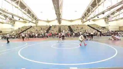 128 lbs Round Of 64 - Devan Hemingway, Mt. Abraham vs Cole Anderson, Elite Wrestling