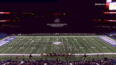 """Your Move """"Crossmen"""" at 2021 DCI Celebration (High)"""