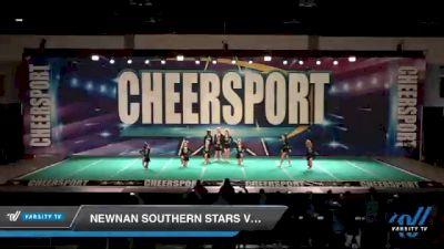 Newnan Southern Stars VELOCITY [2021 Junior 3.2 Prep D2] 2021 CHEERSPORT: Atlanta Grand Championship
