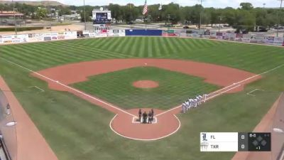 2019 Connie Mack World Series - Ropes Florence vs Florida Legends