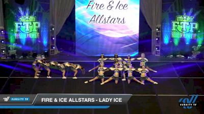Fire & Ice Allstars - Lady ICE [2020 L6 Senior - Small Day 2] 2020 Feel The Power East