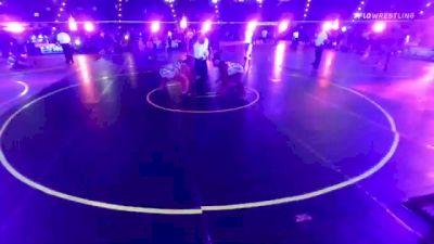 191 lbs Rr Rnd 2 - Chanetiney Mitchell, Team Quest vs Kami Hart, Sweet Home HS