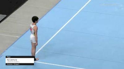 Kai Uemura - Floor, Lakeshore Academy - 2021 US Championships