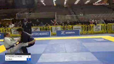 AMANDA MICHELLE MCDONALD vs NATALIA RUA 2020 World Master IBJJF Jiu-Jitsu Championship
