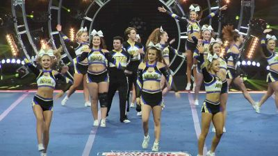 Maverick Cheer - Outlaws [2018 L5 XS Coed Day 2] NCA All-Star National Championship