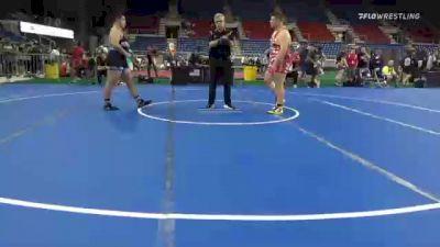 285 lbs Quarterfinal - Matthew Moore, Colorado vs Aden Attao, Idaho