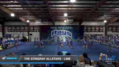 The Stingray Allstars - Lime [2020 L3 Senior Medium] 2020 The Stingray Allstars Gym Jam