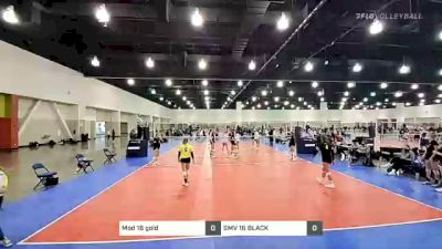 SMV 16 BLACK vs MOD 16 Gold - 2021 JVA MKE Jamboree presented by Nike