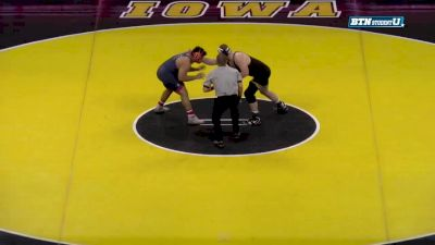 285, Sam Stoll, Iowa vs Deuce Rachel, ILL