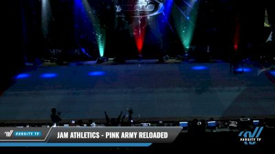 JAM Athletics - Pink Army Reloaded [2021 L1 Youth - D2 - Small - B Day 2] 2021 The U.S. Finals: Pensacola