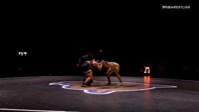 182 lbs Final - Isaiah Salazar, Windsor (CO) vs Nathan Haas, St. John Bosco
