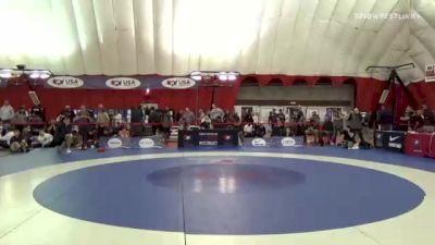 71 kg Rr Rnd 3 - Levi Haines, M2 Training Center vs Aiden Riggins, Sebolt Wrestling Academy