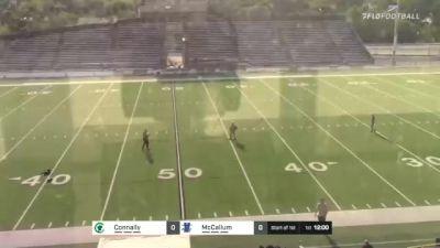 McCallum vs. Connally - 2021 Pflugerville Connally vs McCallum