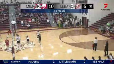 Replay: Lebanon vs Milford | Oct 7 @ 7 PM