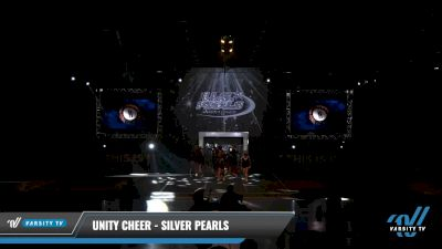 Unity Cheer - Silver Pearls [2021 L2 Junior - D2 - Small - A Day 2] 2021 The U.S. Finals: Louisville