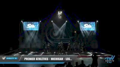 Premier Athletics - Michigan - Legacy [2021 L6 Senior Coed Open - Small Day 2] 2021 COA: Midwest National Championship