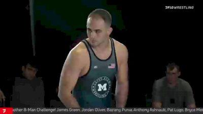 74 kg Rr Rnd 1 - Evan Wick, Gopher WC vs Logan Massa, Cliff Keen Wrestling Club