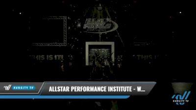 Allstar Performance Institute - Wicked [2021 L1.1 Mini - PREP Day 1] 2021 The U.S. Finals: Kansas City