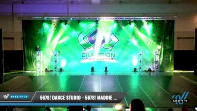 5678! Dance Studio - 5678! Maddie DeJong [2021 Junior - Solo - Jazz Day 1] 2021 CSG Dance Nationals