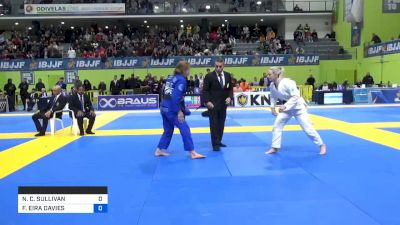 FFION EIRA DAVIES vs NICOLE C. SULLIVAN 2020 European Jiu-Jitsu IBJJF Championship