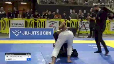 MATEUS LOPES FERREIRA vs JORGJI QIRO 2021 Pan Jiu-Jitsu IBJJF Championship