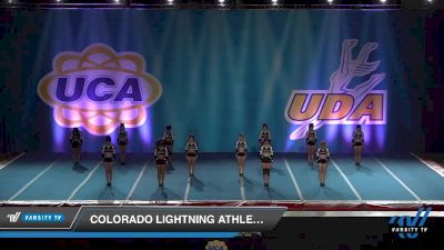 - Colorado Lightning Athletics - Wildfire [2019 Senior 4 Day 2] 2019 UCA and UDA Mile High Championship