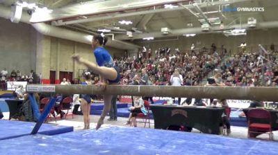 Liz Pfeiler - Beam, GW - Denver Winterfest Classic (NCAA)