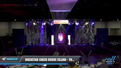 Rockstar Cheer - Rhode Island - The Temptations [2021 L4.2 Senior Day 1] 2021 Queen of the Nile: Richmond