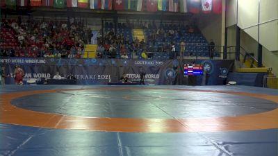Replay: Mat C - 2021 Veterans World Championships | Oct 22 @ 6 PM