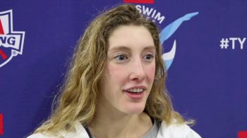 Taylor Ruck Has Her Sights Set On Tokyo 2020 (VIDEO)