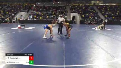 184 lbs Prelims - Zion Carpenter, Averett University vs Ira Kuehn, Luther College