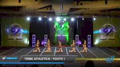 Tribe Athletics - Youth 1 [2021 L1 Youth - D2 Day 2] 2021 CSG Super Nationals DI & DII