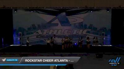 Rockstar Cheer Atlanta - The Who [2021 L5 Senior Coed Day 1] 2021 Athletic Championships: Chattanooga DI & DII