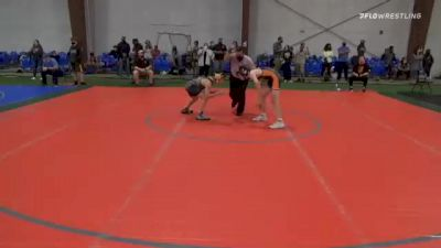 105 lbs Consolation - Christopher Cropanese, Princeton vs Andrew Siteman, Petersburg