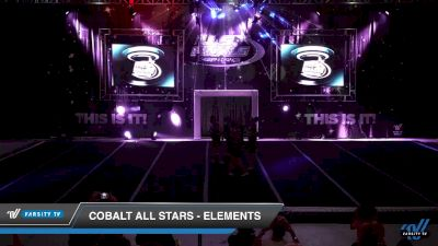 Cobalt All Stars - Elements [2019 Youth 3 Day 2] 2019 US Finals Las Vegas