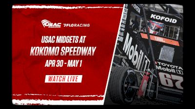Full Replay | USAC Kokomo Grand Prix Saturday 5/1/21
